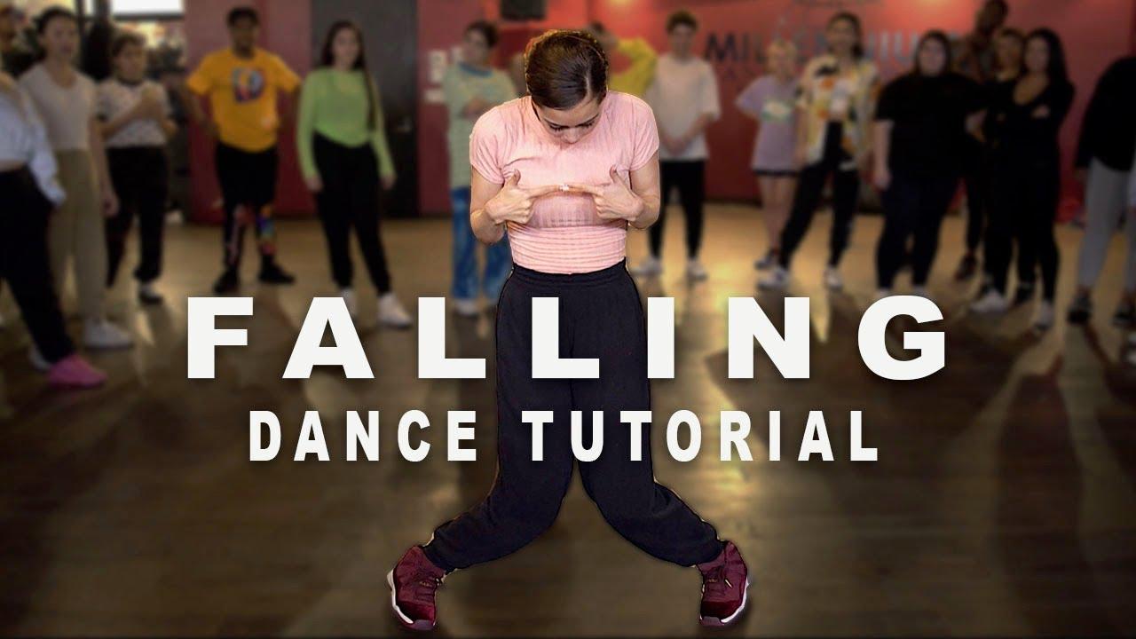"Trevor Daniel - ""Falling""  Dance Tutorial w/ Matt Steffanina"