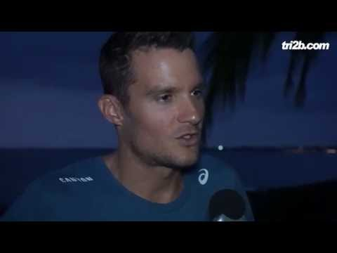IRONMAN HAWAII 2016: Jan Frodeno im Prerace-Interview