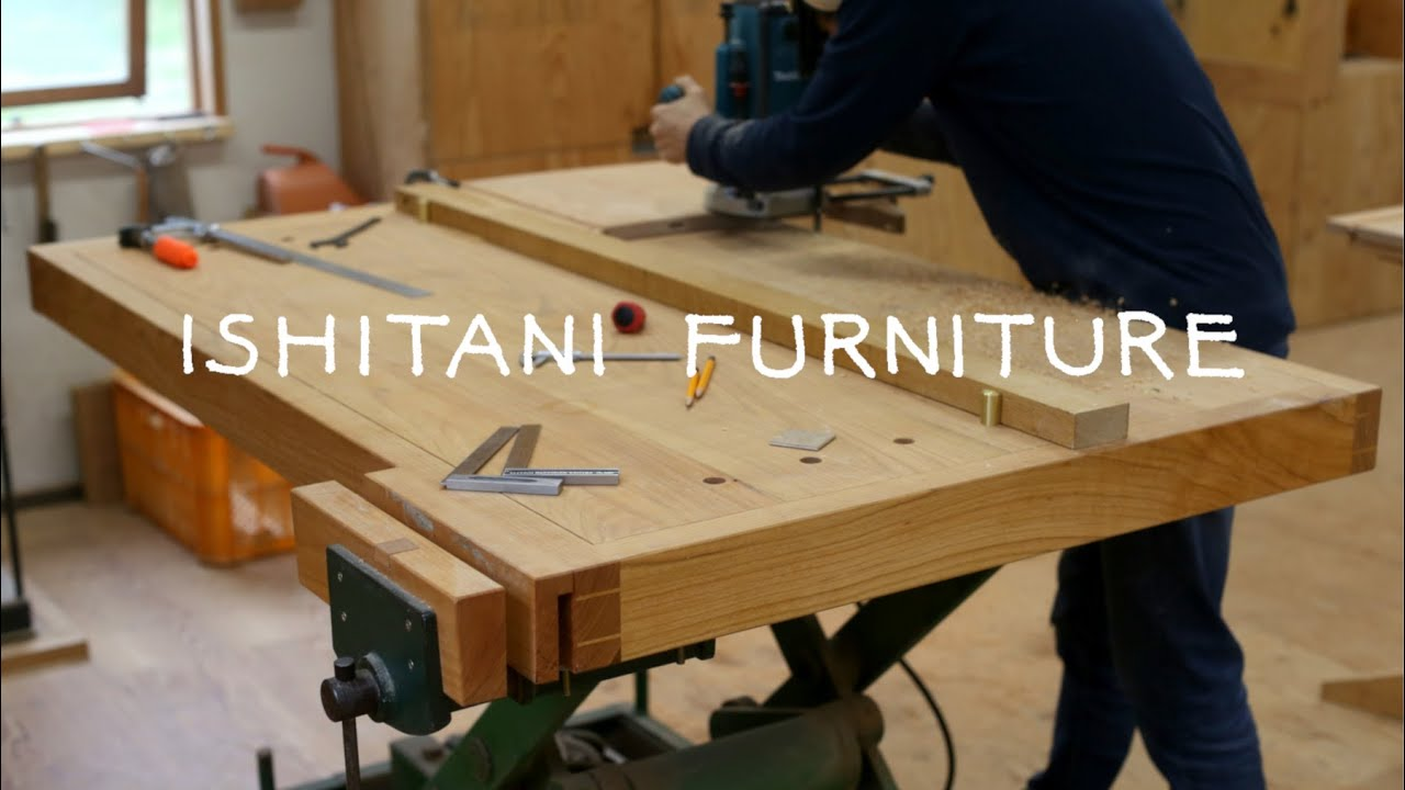 Ishitani Making A Workbench 6g Youtube