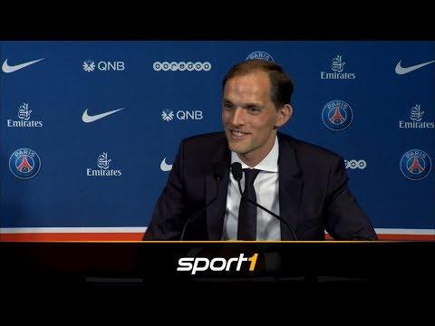 Thomas Tuchel schwärmt bei Vorstellung von Neymar-Treffen | SPORT1