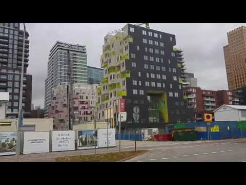 Hyperlapse - Amsterdam South Axis (Zuidas)