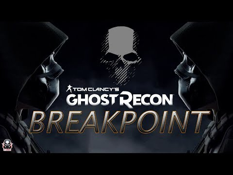 Ghost Recon Breakpoint - армия дронов и дата выхода