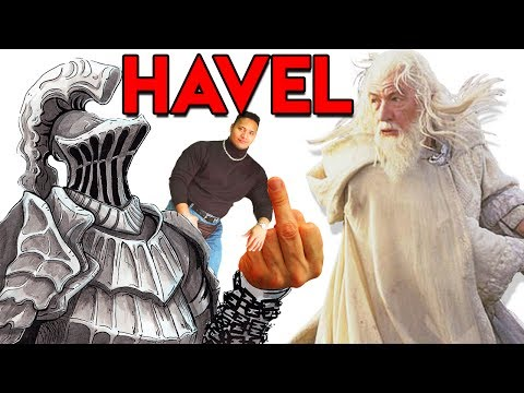 Dark Souls 3: New & Improved Havel The Rock - Cosplay Duels - HAVEL HATES CASTERS!!!