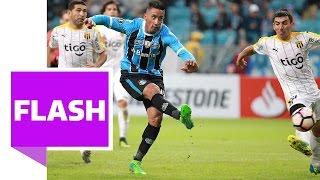 Barrios-Dreierpack in der Copa Libertadores