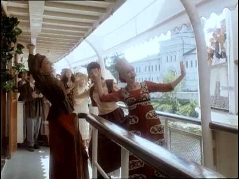 Песня однажды морем я плыла из фильма китайский сервиз