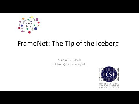 The FrameNet Database