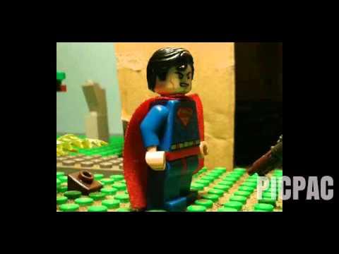 Batman vs superman special #picpac #lego