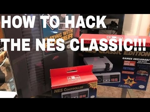 HACK THE NES CLASSIC EDITION AND INSTALL 700 GAMES (STEP BY STEP GUIDE)