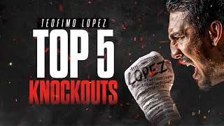 Top 5 Teofimo Lopez Knockouts