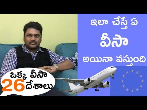 Documents Required For Successful Visa | Tourist Visa In Telugu | Telugu Vlogs