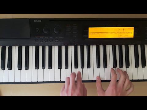 Fsus2 - Piano