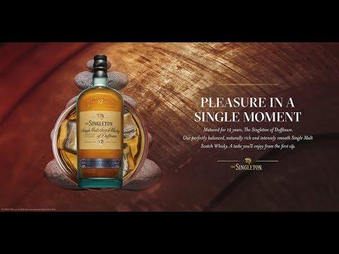 видео: singleton of dufftown 12, односолодовый шотландский виски.