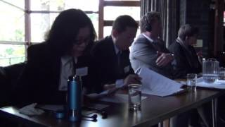 AICCC-Oxford Dialogue: Speech from Prof. Yang Yuanying, Beijing Film Academy
