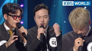 Jang Duk Cheol shows off talent,