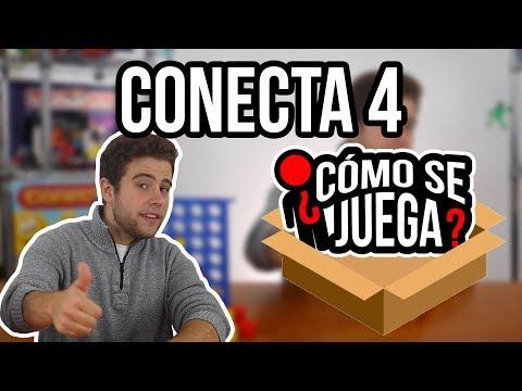 Cómo se juega Conecta 4
