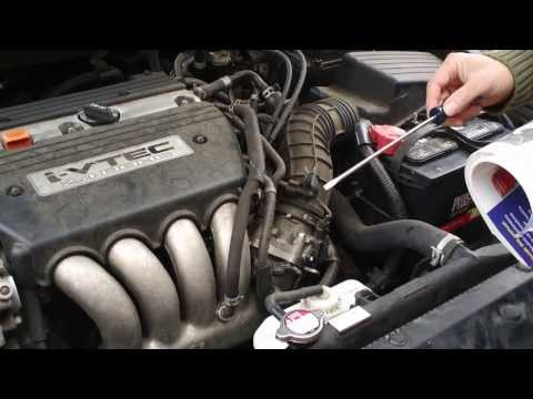 How To Replace Coolant For Honda Accord