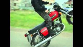 Иж против Yamaha R1