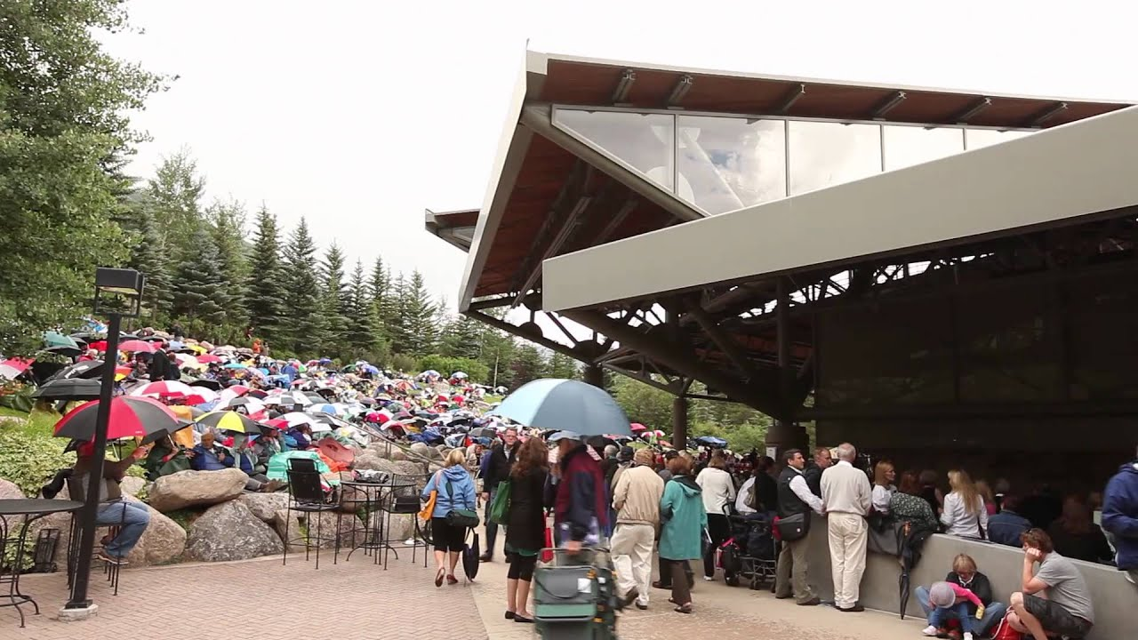 The New York Philharmonic's Tenth Summer in Vail, 072212