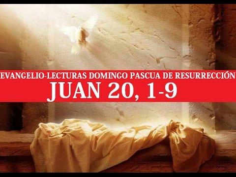 Evangelio del día   Lecturas Domingo Pascua de Resurrección 16 de ...