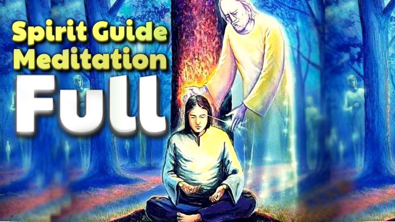 Guided Meditation   Connect To God U0026 Your Spirit Guides (Secret Garden  Visualization)