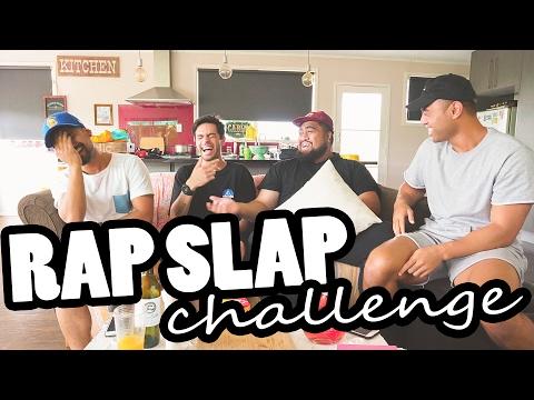 THE RAP SLAP CHALLENGE w/ Jimi Jackson