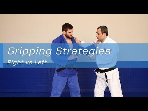 Gripping Strategies - Right vs Left