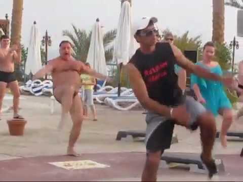 Фитнес в Египте