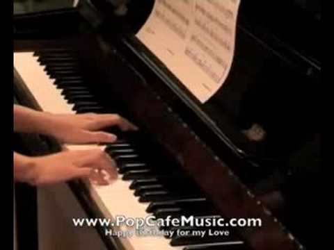 Happy Birthday for my Love - Piano Love Song  by Miranda Wong