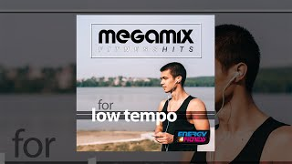 E4F - Megamix Fitness Hits For Low Tempo