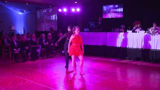 Dancing with the Docs 2019 - Dr. Dana and Brandon, Cha Cha