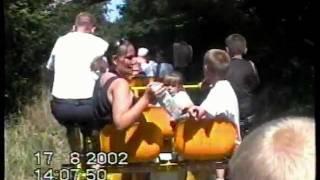 Manot Vacances en Charente 2002