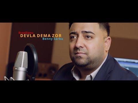 Brazilianu & Benny Sarbu - Devla dema zor   Official Video ♫  @DanBursucMusic