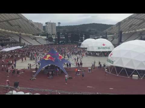 Ultra Music Festival Europe 2016