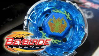 Storm Pegasus 105RF Beyblade LEGENDS Unboxing & Review! - Beyblade Metal Fusion