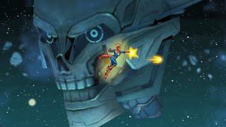 Captain Marvel: Galactic Flight // Gameplay