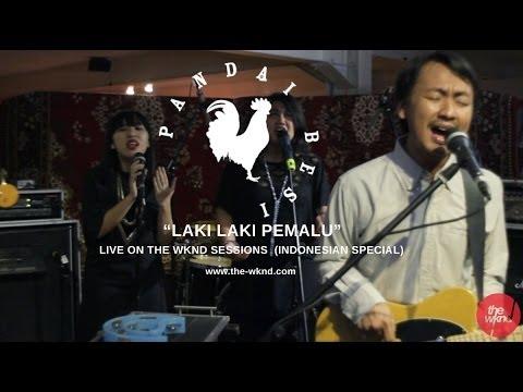 Pandai Besi | Laki Laki Pemalu (live on The Wknd Sessions, #78)