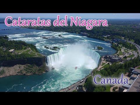 QUE HACER EN LAS CATARATAS DEL NIAGARA ❤❤❤ ONTARIO - CANADA