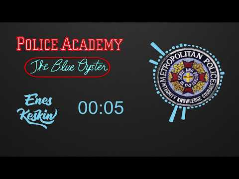 Police Academy - The Blue Oyster Bar Song