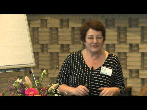 Conference 'Partnering for Success 2016': Keynote Ros Tennyson