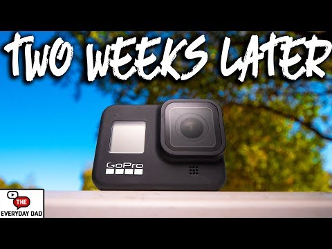 Is the GoPro Hero 8 Black WORTH Buying? Two Weeks Later Review!