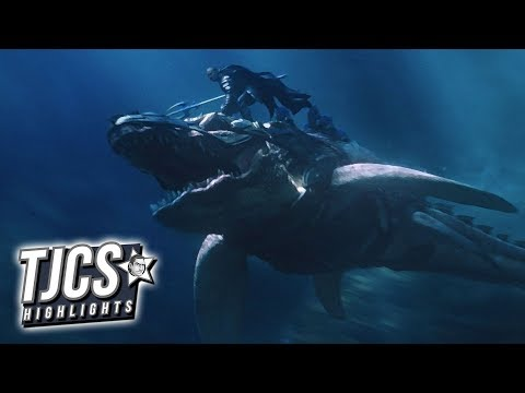 New Aquaman Images Shared By James Wan