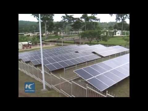 Chinese company taps into W.Africa's solar power market