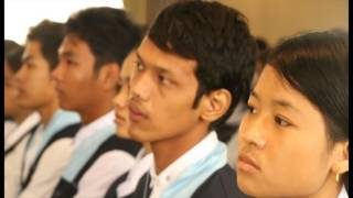 hti a quest for training myanmar people in hospitality english