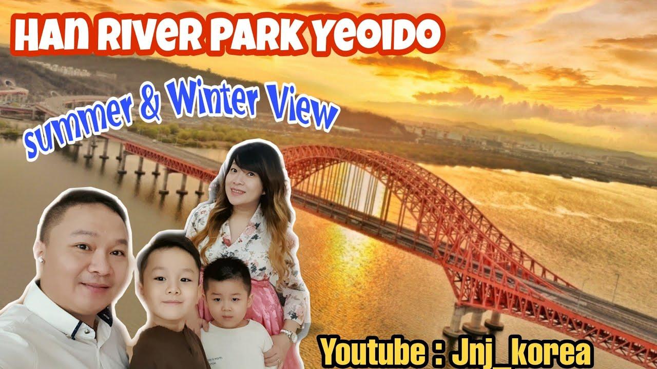 HAN RIVER PARK YOIDO AT SUMMER | JNJ_KOREA