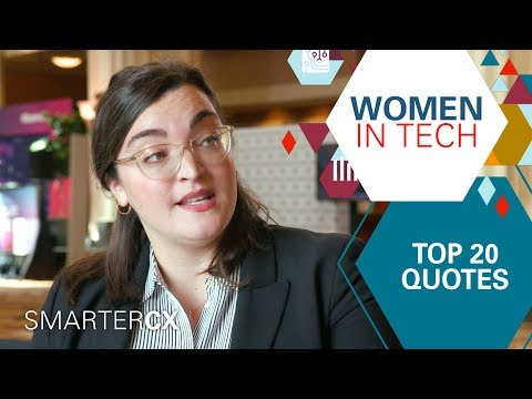 Top 20 Quotes From Women In Tech At Modern CX 2019 | SmarterCX