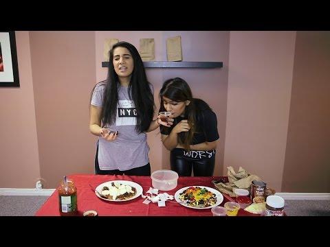 Pizza Challenge ft. Jaz Saini