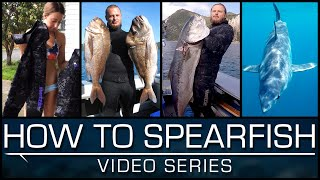 How To Spearfish - Instructional Series