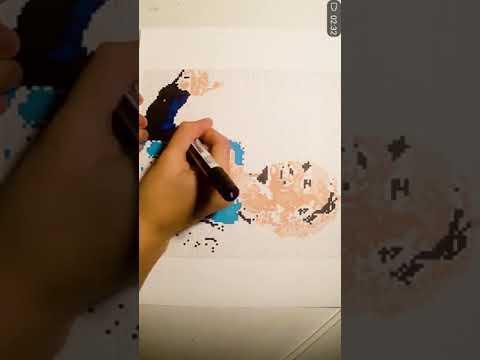 Pixel Art Antoine Griezman