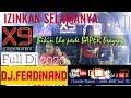 Detik2 di stop panggung penuh_Full DJ X9 Dj.FerdinandGS _Live_Gasing_  WARNA WARNI  Wd'Rama&Pira