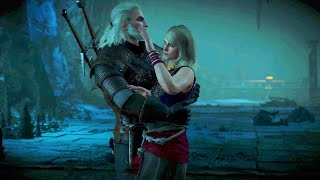 Wandering in the Dark: Full Story. Geralt and Keira in the Dungeons (Witcher 3 | Quest)